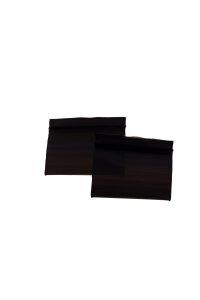 Baggy 35 x 35 mm 90µ 100 Stück schwarz