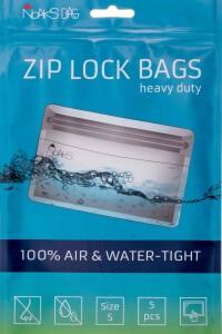 Noaks Bag S 16,8 x 8 cm 5 Stück