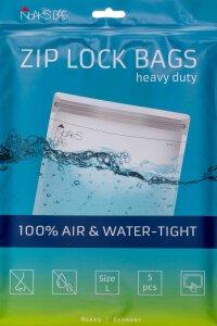 Noaks Bag L 23 x 30 cm 5 Stück