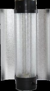 Cool Tube 150 mm Länge 622 mm, Außenreflektor