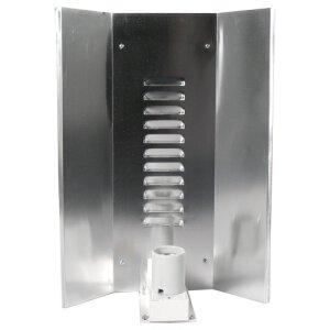 kleiner Elektrox Reflektor für Energiesparlampe