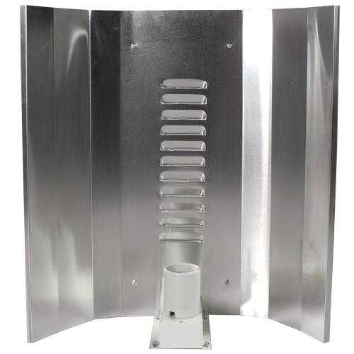 großer Elektrox Reflektor für Energiesparlampe