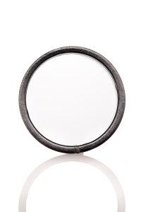 Bundkragen / Anschlussflansch 160 mm Metall