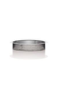 Bundkragen / Anschlussflansch 200 mm Metall
