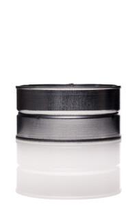 Muffe 100 mm Metall