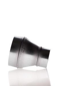 Reduzierung 160 mm - 100 mm Metall