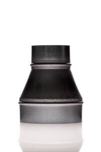 Reduzierung 160 mm - 125 mm Metall