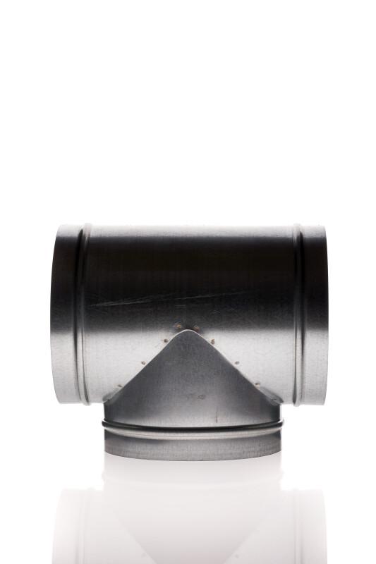 T Stück Durchmesser 160 mm Metall
