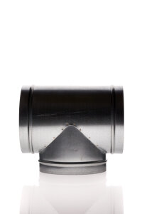 T Stück Durchmesser 250 mm Metall