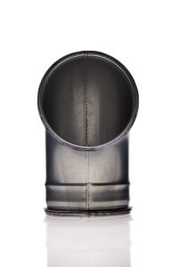 Bogenstück 90° 100 mm Metall