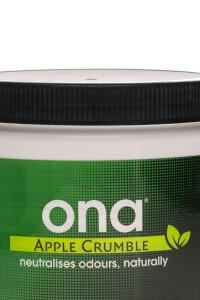 ONA Gel Apple Crumble 732g Dose