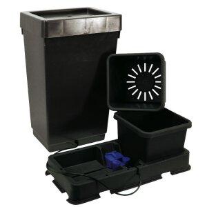AutoPot easy2grow 2 Kit 2 x 8,5l Töpfe schwarz,...