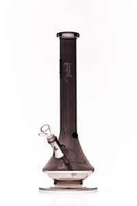 Glasbong Neverland 5mm grau 18,8
