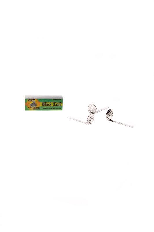 Stahl-Hängesieb 3 Stück Ø 18mm grün