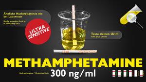 CleanU MET-Amphetamine Sensitiv 300 ng/ml