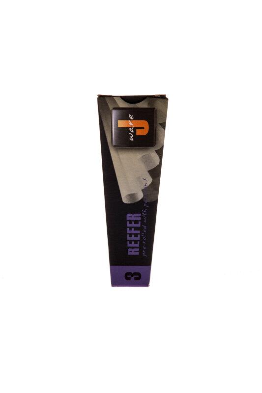 J-Ware Cones Jointhüllen Meduim (Reefer) Size 3 Stück