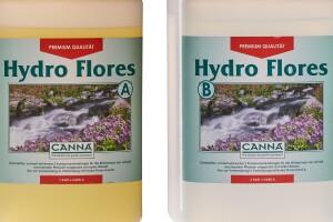 Canna Hydro Flores A + B je 1 l