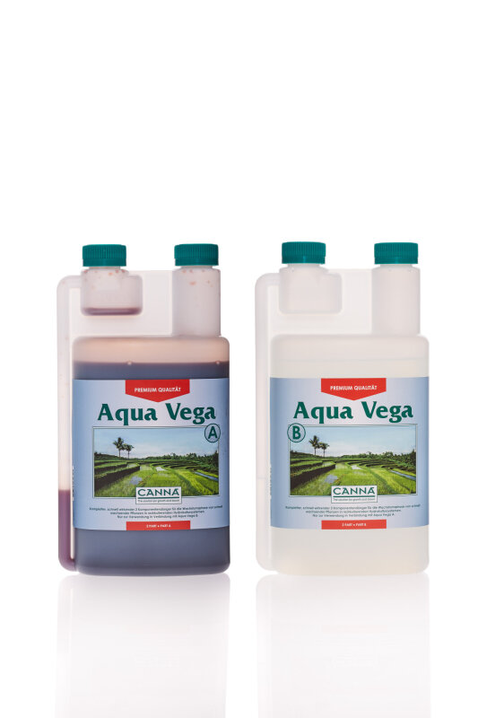 Canna Aqua VEGA A + B 1 l