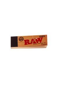 RAW Filter Tips Original 60 x 18 mm 50 Blatt
