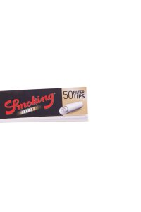 Smoking Filter Tips deluxe perforiert 2 x 6 cm 50 Blatt