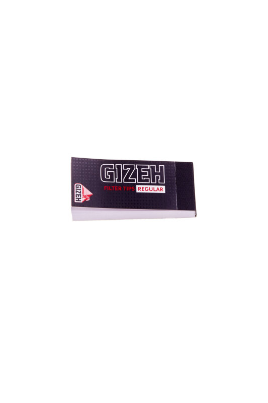 Gizeh Filter Tips perforiert 2,5 x 6 cm 35 Blatt