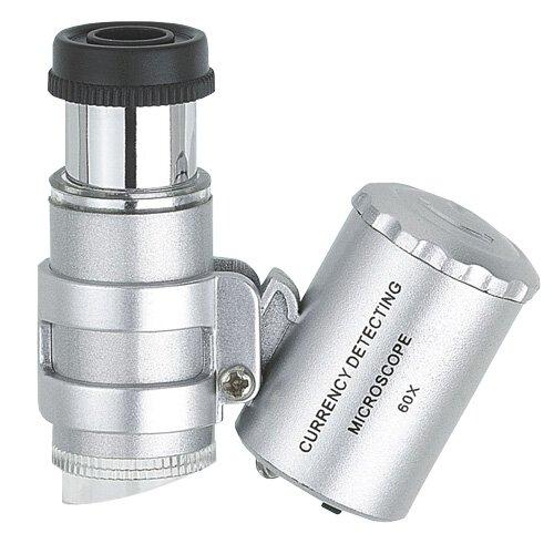 LED Mini Mikroskop Vergrösserung 60-fach