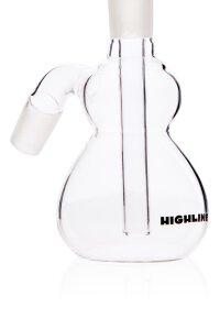 Highline Vorkühler Doppelbauch 18,8