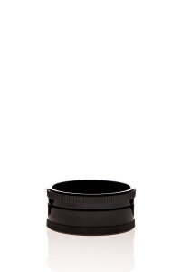 Acryl Mühle 2-teilig schwarz Ø 57 mm