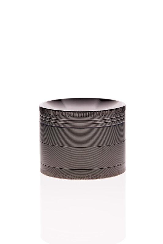 Alumühle Black Leaf 4-teilig Ø 56mm konkav grau