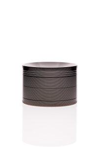 Alumühle Black Leaf 4-teilig Ø 63 mm konkav grau
