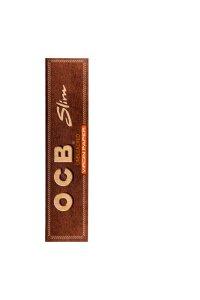 OCB King Size Slim Virgin - Ungebleicht