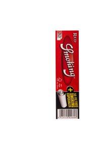 Smoking Red King Size slim + Tips