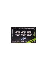 OCB Rolls Premium slim + Filter Tips 4 m