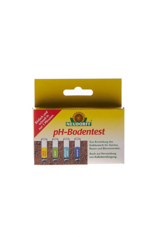 pH - Bodentest Neudorff
