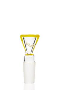 Plaisir Flutschkopf dreieckig gelb 14,5