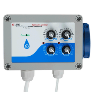GSE Water Timer 8A max. 1800W Tag + Nachtsensor
