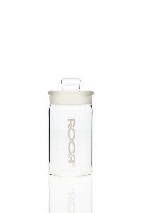 Roor Glasdose mit Deckel 70mm
