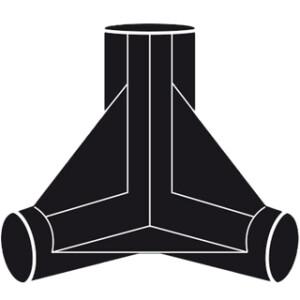 Homebox Evolution 3 Weg Eckverbinder 1 Stück