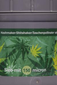 Haschshaker groß 150 my