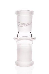 Zenit Schliff Adapter 14,5 > 14,5 female