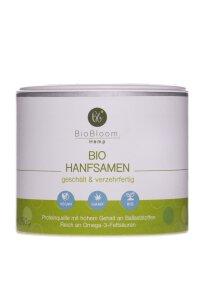 BioBloom Hanfsamen geschält 250 g
